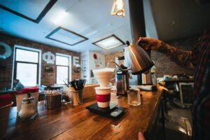 Как запустить кофейню