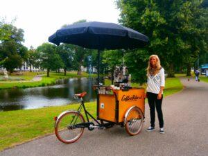 Бизнес на велосипеде или «вело в дело»: 8 оригинальных идей