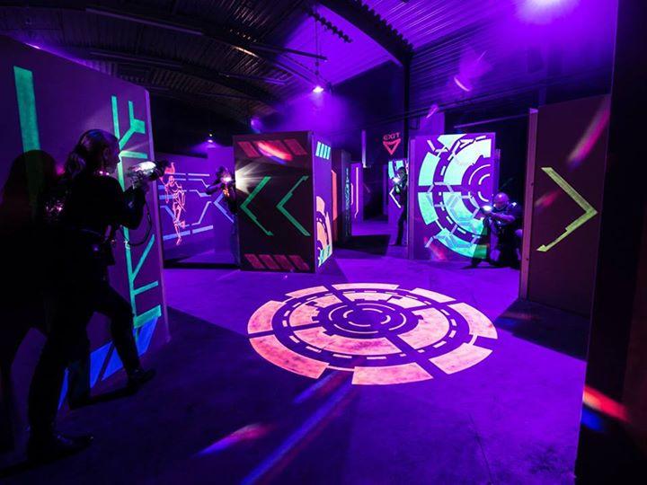 Лазертаг – перспективный вид деятельности